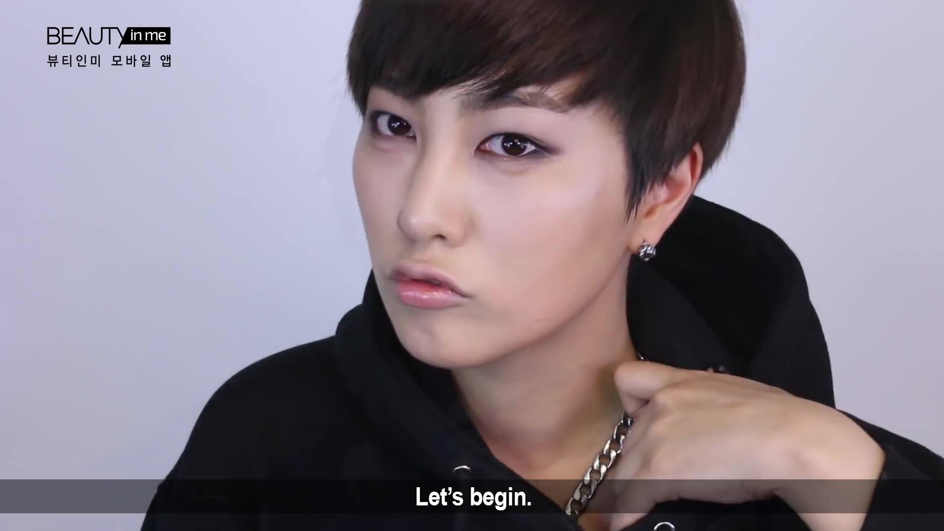 Ssin episode 101 mamamoos moonbyul girly makeup tutorial ssin next episode 102 btss jungkook inspired makeup baditri Images