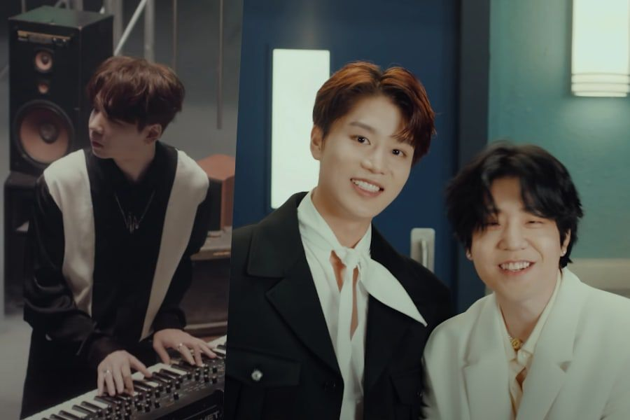 """Watch: Raiden, NCT's Taeil, And lIlBOI Collaborate For Uplifting """"Love Right Back"""" MV"""
