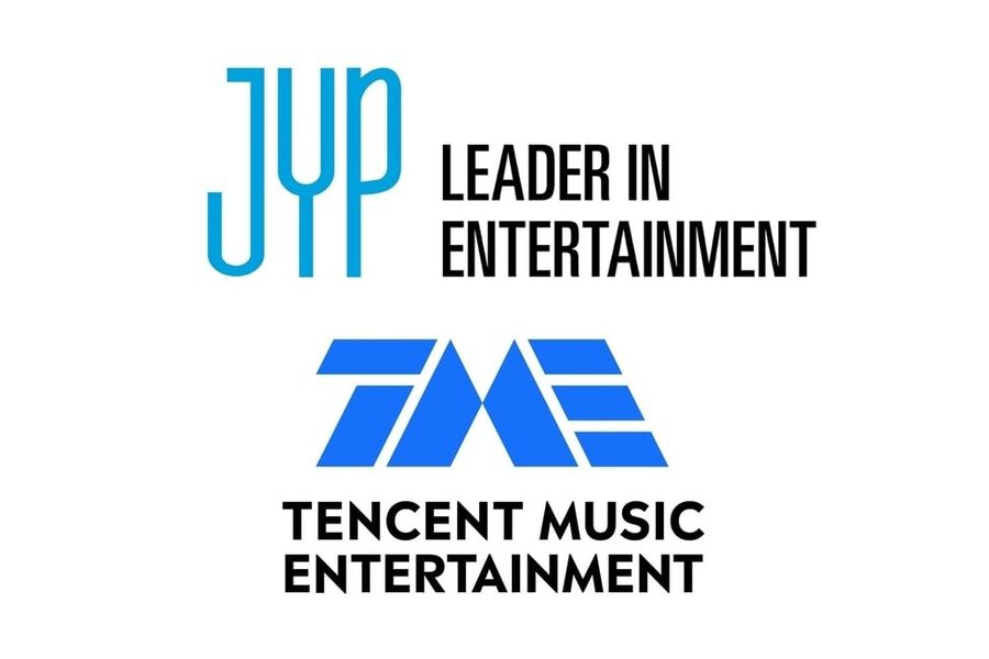 JYP Entertainment And China's Tencent Music Entertainment Begin Strategic Partnership