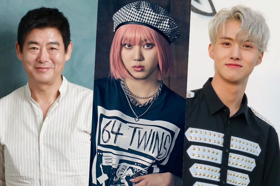 Sung Dong Il, CLC's Eunbin, PENTAGON's Yeo One, And More To Star In Upcoming Sitcom