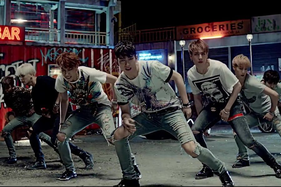 """GOT7's """"If You Do"""" Becomes Their 2nd MV To Reach 200 Million Views"""