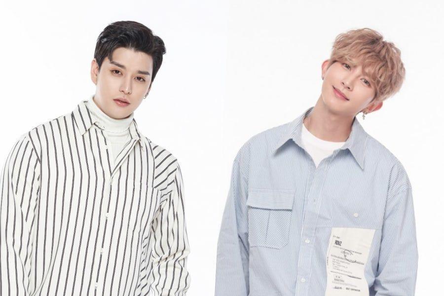 La agencia de U-KISS anuncia la salida de Eli y Kiseop