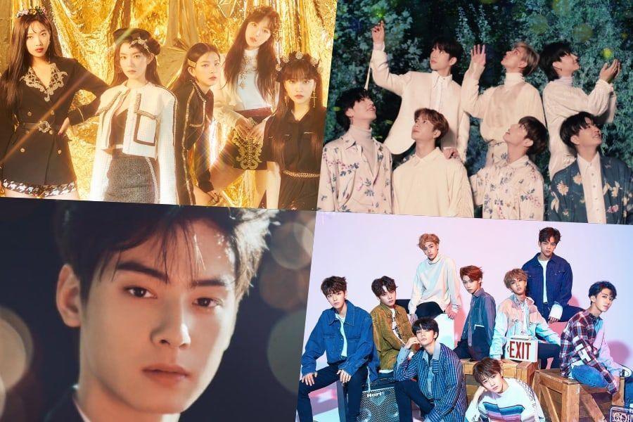 Ganadores de los 2019 Korea First Brand Awards