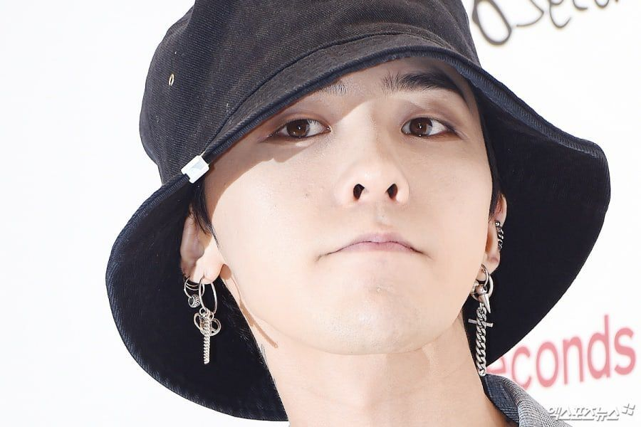 G-Dragon's Art Exhibit Deemed To Be Within Korean Army Regulations