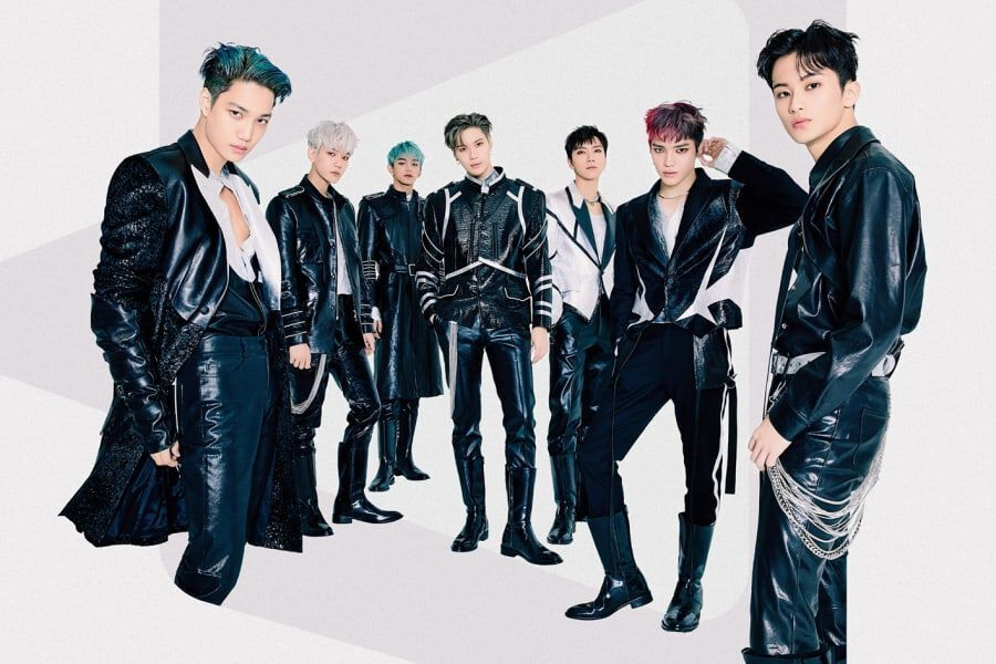 "SuperM Announces Comeback And Performs Upcoming Track At ""Beyond The Future"" Concert"
