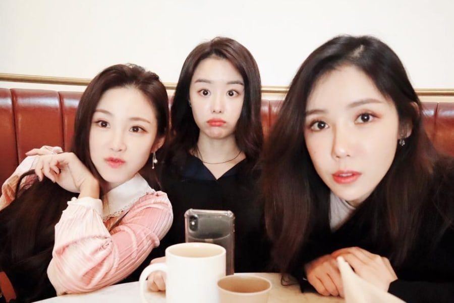 Secret Members Reunite And Share Cute Photos Of Their Hangout