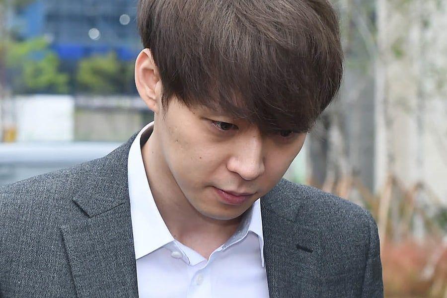 Park Yoochun es imputado con detención