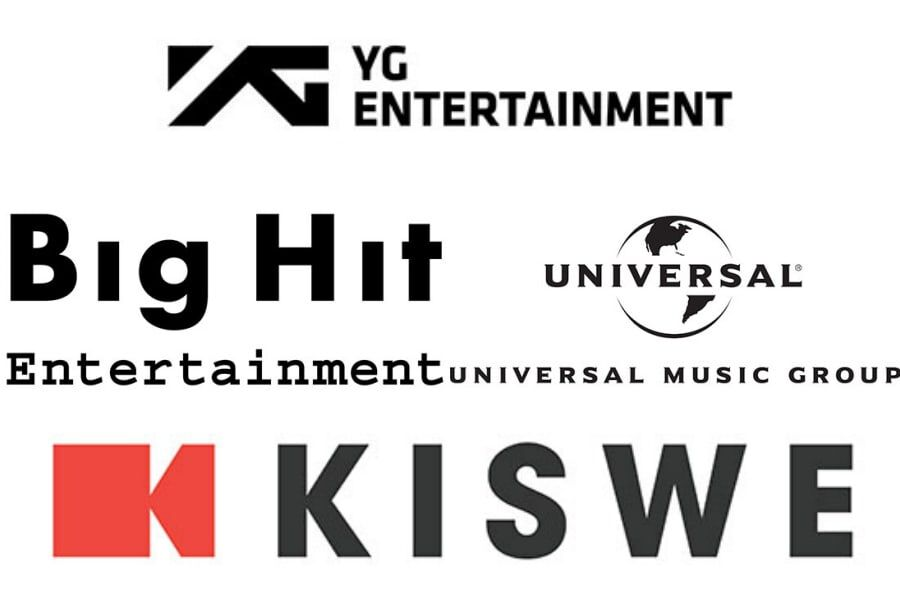 Big Hit Entertainment, YG Entertainment, Universal Music Group, And Kiswe To Launch Digital Streaming Platform Together