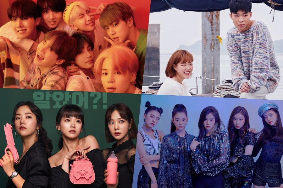 Industry Reps Vote On Best K-Pop Songs From 2019