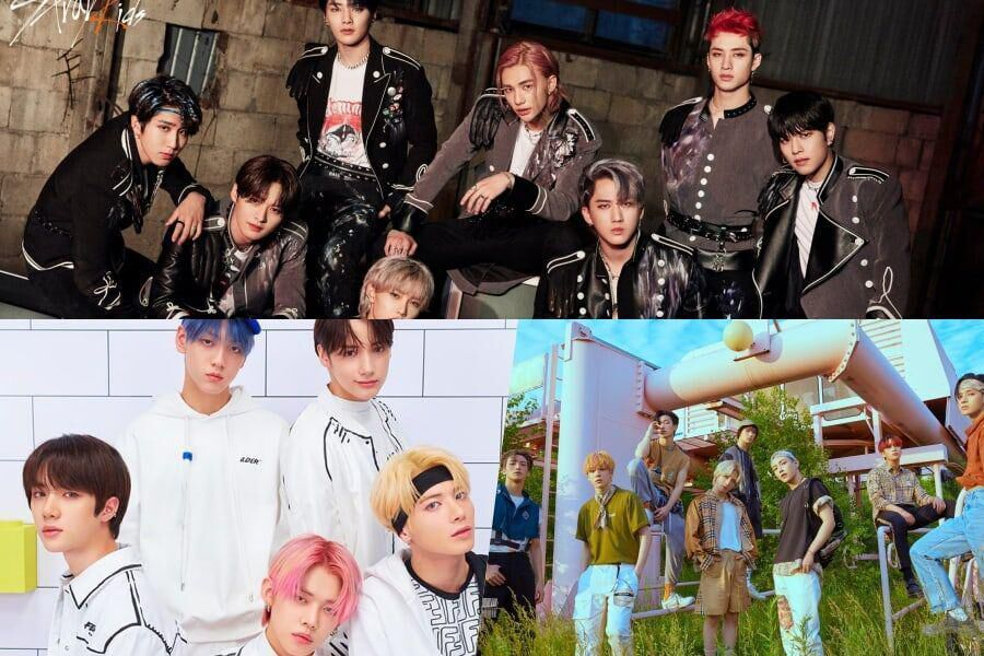 Stray kids, TXT, ATEEZ, and more join the 2020 Fact Music Awards lineup