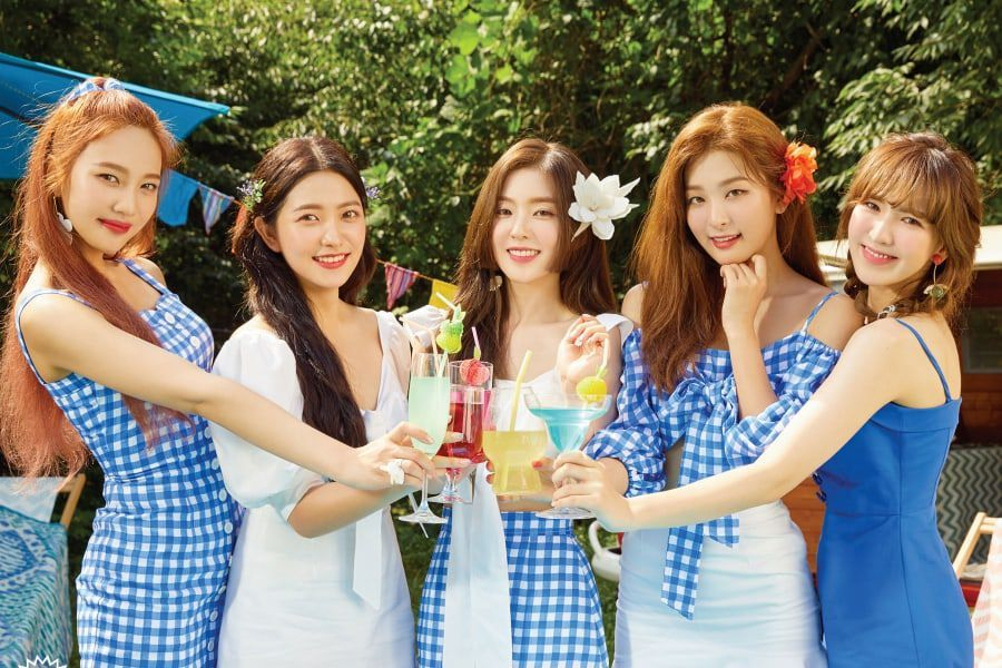 red velvet summer magic limited edition