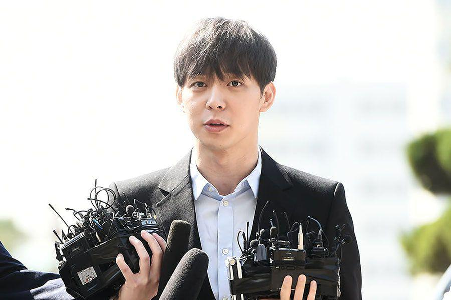 Park Yoochun Reportedly Tests Positive For Drugs