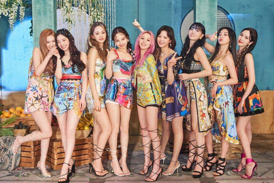 TWICE Makes Billboard History As 1st Girl Group (From Any Country) To Hit No. 1 On Top Album Sales Chart With An EP