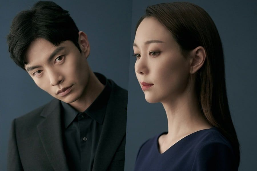 Update: Lee Min Ki And Lee Yoo Young Show Charisma In Teaser Photos For Upcoming Thriller Drama