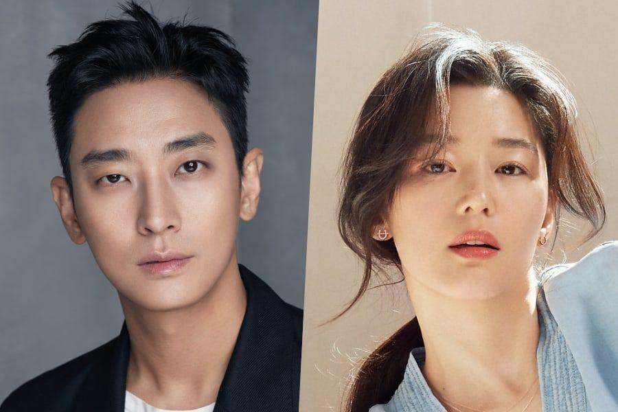 "Joo Ji Hoon Reported To Join Jun Ji Hyun In New Drama By ""Signal"" Writer + Agency Responds"