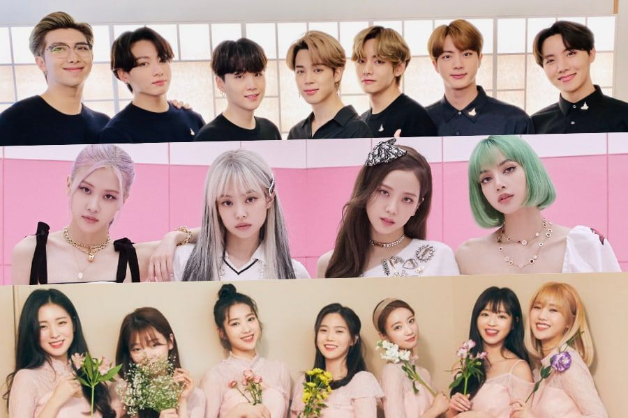 September Idol Group Brand Reputation Rankings Announced