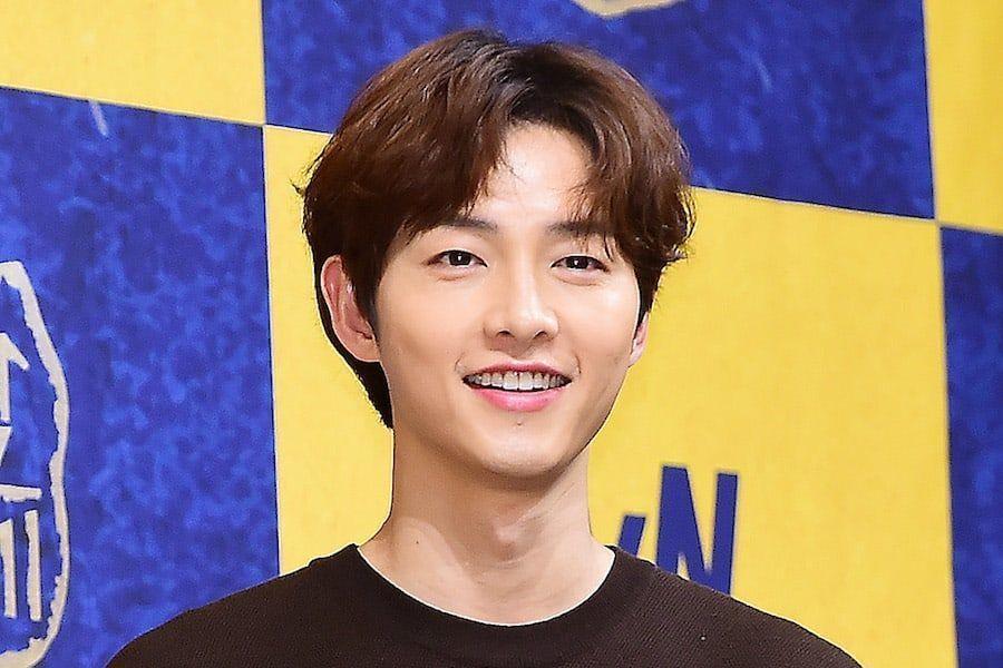La agencia de Song Joong Ki niega los recientes rumores de citas