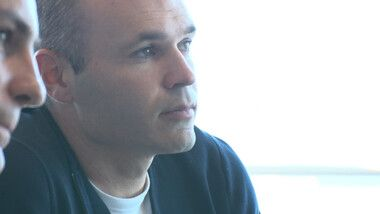 Iniesta TV Episode 17: New Shoes by ASICS #1 Before the Press Conference