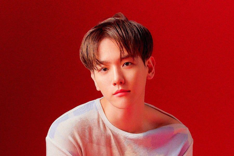 """EXO's Baekhyun Breaks Record Of Highest 1st Week Sales For Solo Artist With """"Delight"""""""