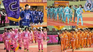 2014 Idol Star Athletics Championships - New Year Special