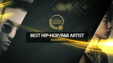 12th Annual Soompi Awards Episode 1: Best Hip-Hop/R&B Artist