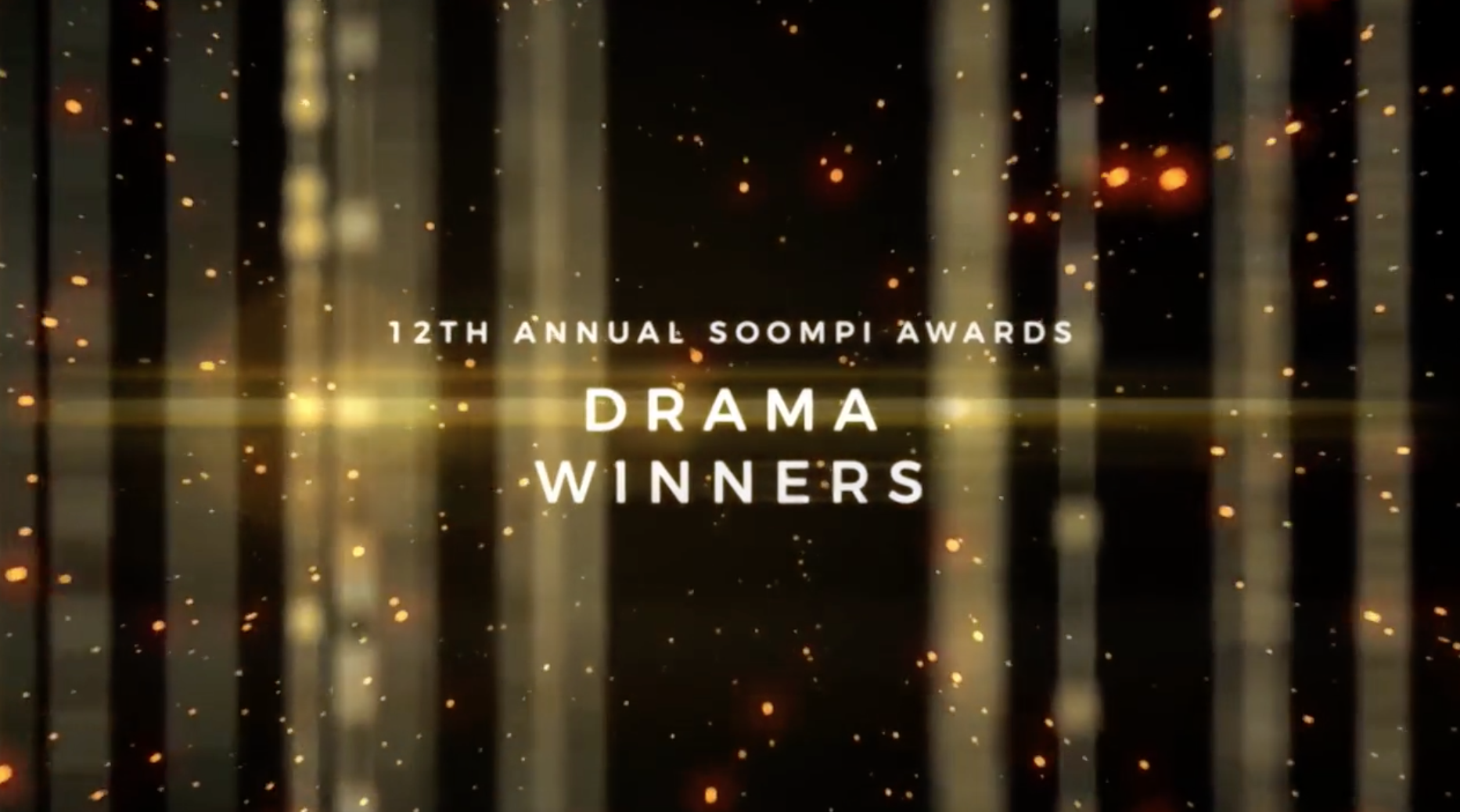 12th Annual Soompi Awards Episode 31: 12th Annual Soompi Awards Drama  Winners Lee Min Ho, Lee Joon Gi, and More!