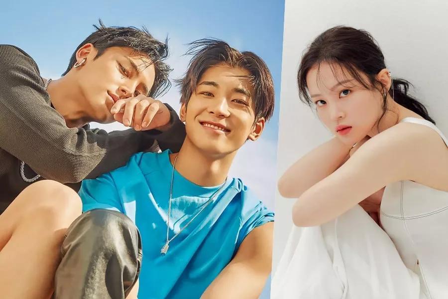 Mingyu y Wonwoo de SEVENTEEN anuncian nuevo sencillo feat Lee Hi + Publican primer teaser