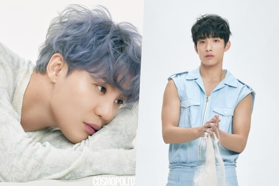 JYJ's Kim Junsu Talks About How SEVENTEEN's DK Reminds Him Of His Younger Self