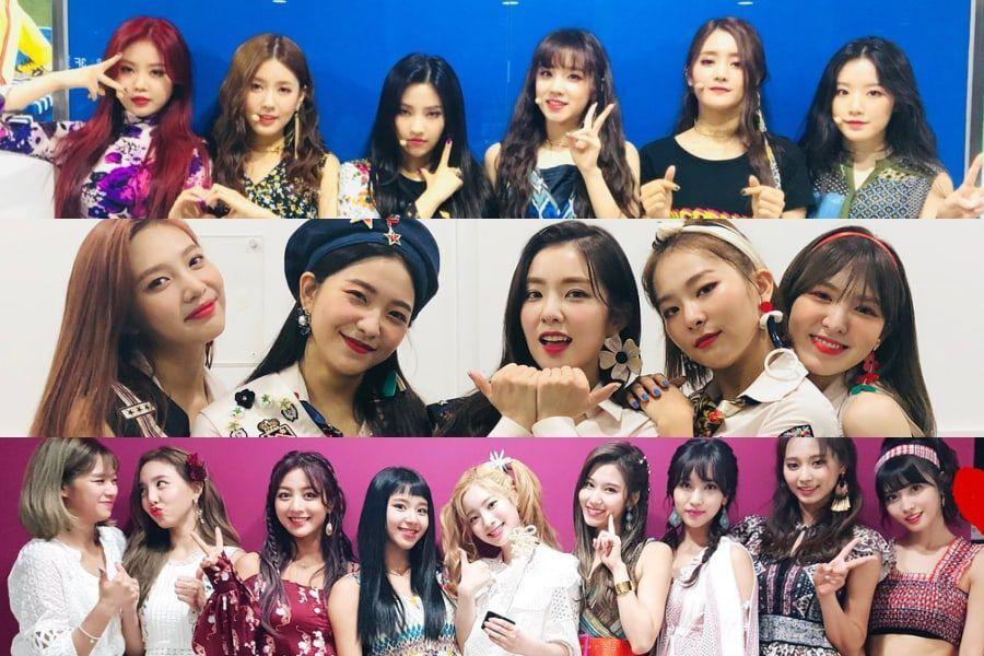 September Girl Group Brand Reputation Rankings Revealed