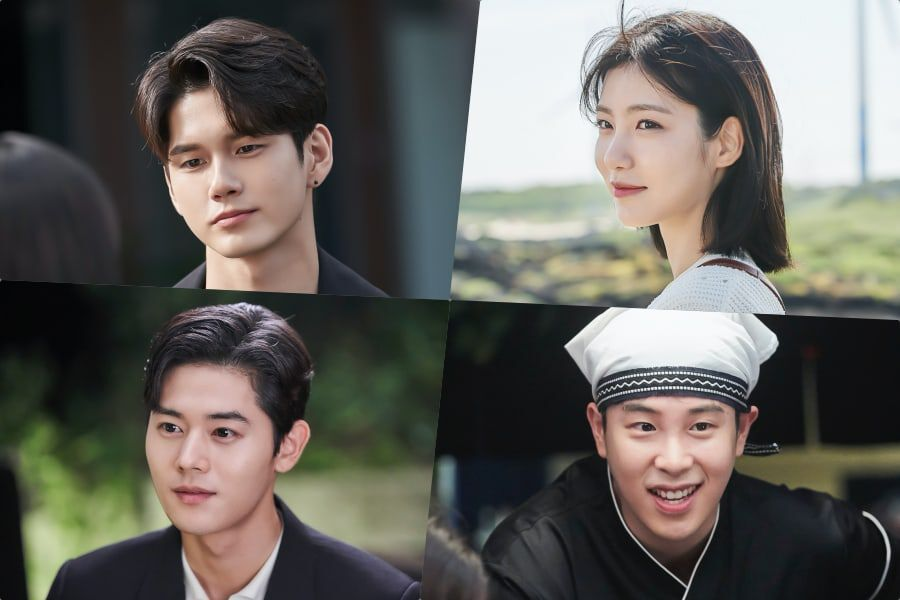 Ong Seong Wu Shows His Change In Feelings For Shin Ye Eun In More Than Friends | Soompi