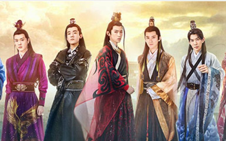 Men With Swords Season 2