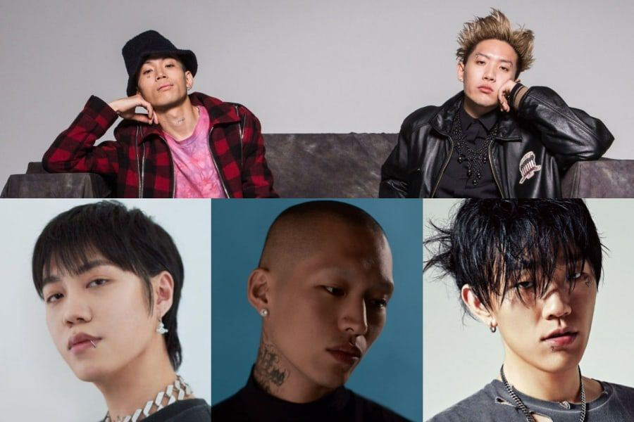 Nafla, Loopy, BLOO, Owen, And Young West Admit To Marijuana Use + Agency Issues Statement