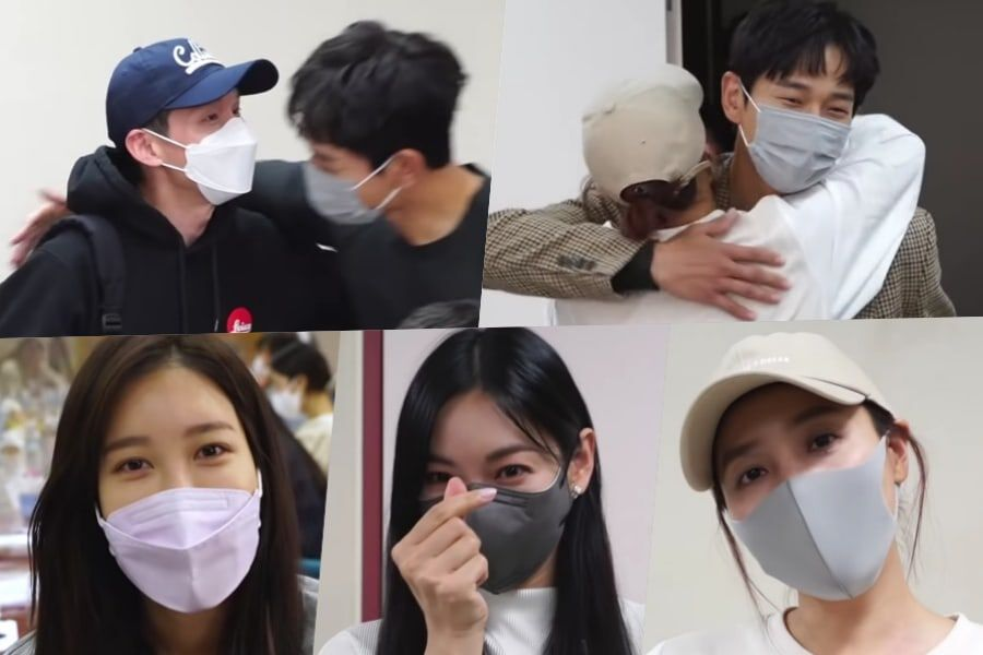 """Watch: """"The Penthouse"""" Cast Excitedly Reunites For Season 3 Script Reading"""
