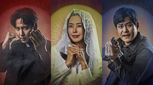 The Fiery Priest - 열혈사제 - Watch Full Episodes Free