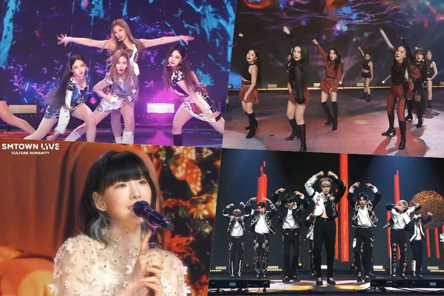 SMTOWN LIVE Online Concert Draws Record-Breaking 35.8 Million Viewers From All Over The Globe