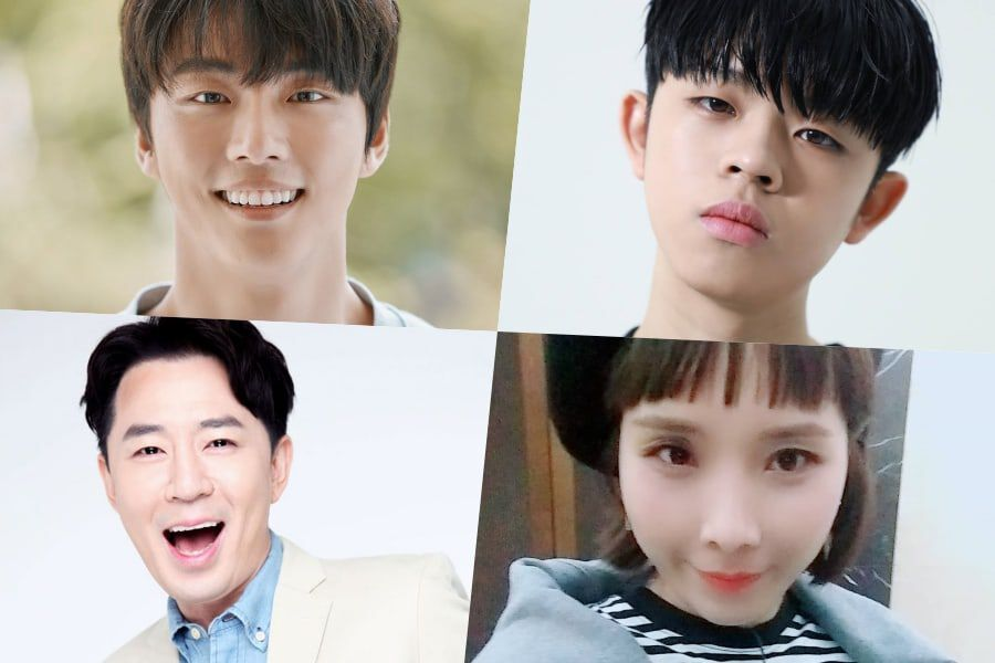 Yoon Shi Yoon, GREE, Boom, Shin Bong Sun, And More To Star In New