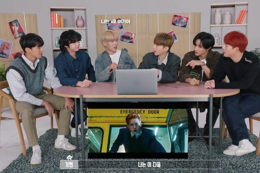 Watch Monsta X Shares Their Fun Reaction To Cinematic Love Killa Mv Soompi