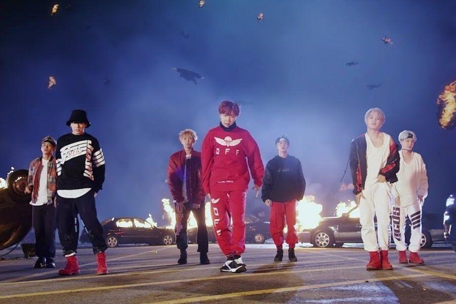 "BTS's ""MIC Drop"" Remix Becomes Their 4th MV To Hit 850 Million Views"