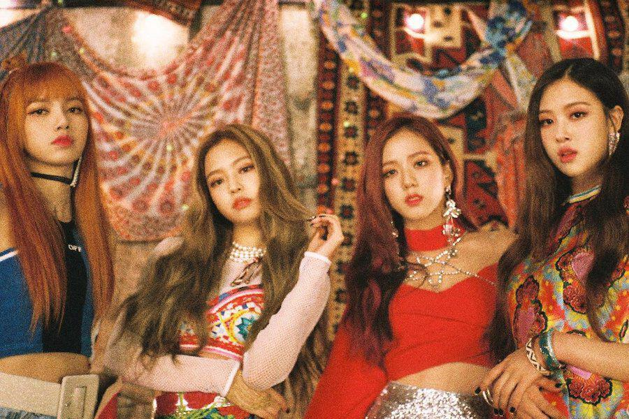 "BLACKPINK ""As If It's Your Last"" Becomes Their 4th MV To Reach 1 Billion Views"