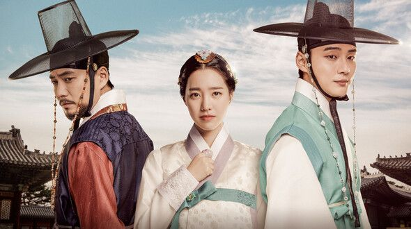 Grand Prince - 대군 - 사랑을 그리다 - Watch Full Episodes