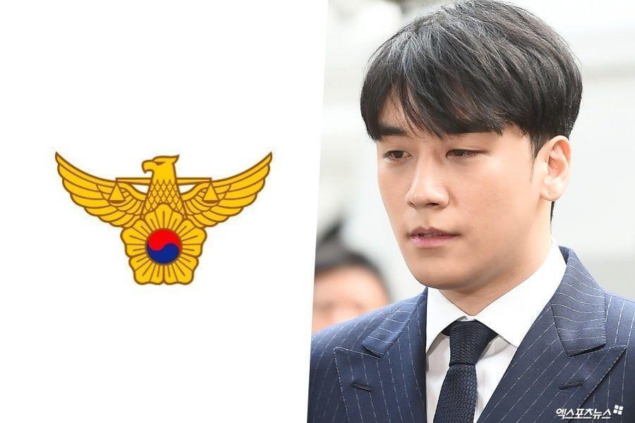 Oficial superior de policía queda libre de sospechas de recibir sobornos de Seungri + Remitido a la acusación por abuso de poder