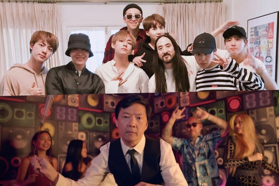 Watch Steve Aoki Drops Mv For Waste It On Me Collab With Bts