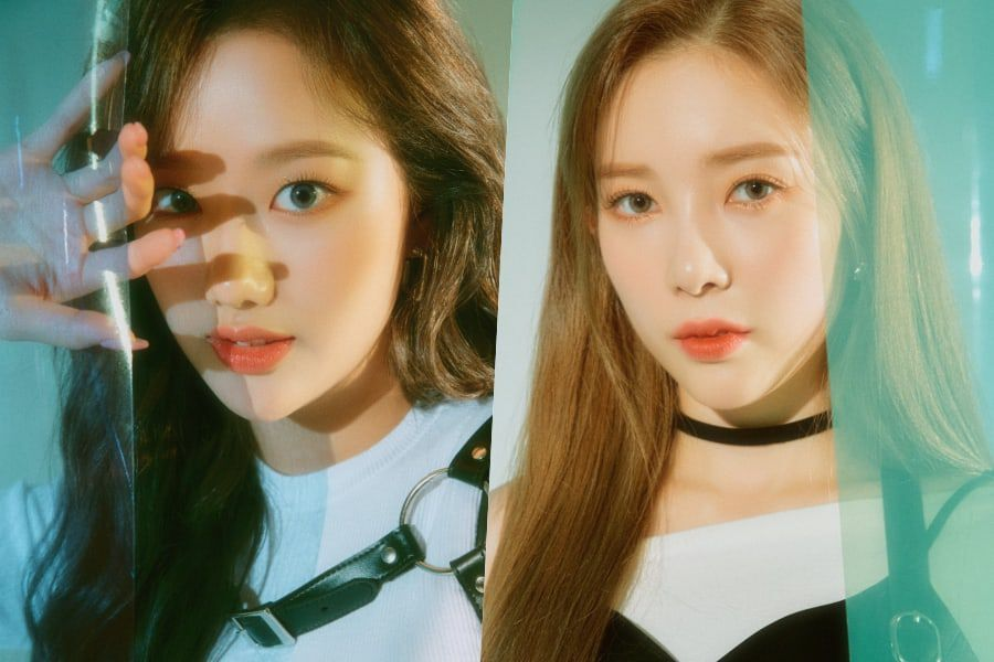 "Update: APRIL Reveals 1st Concept Photos For Comeback With ""Da Capo"""