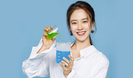 Song Ji Hyo's Beautiful Life