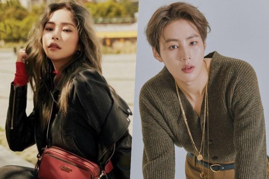 Nữ rapper Heize và Ha Sung Woon (HOTSHOT) sẽ phối hợp nội dung trong sản phẩm mới ảnh 1