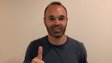 Coming Soon: Iniesta TV: Football Lessons