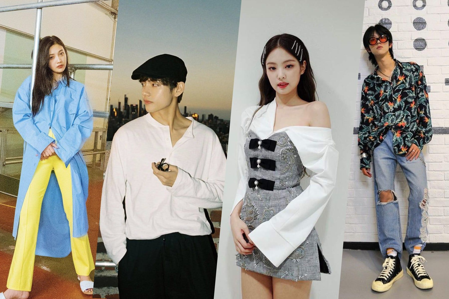11 K,Pop Idols Whose Fashion Sense Is Out Of This World