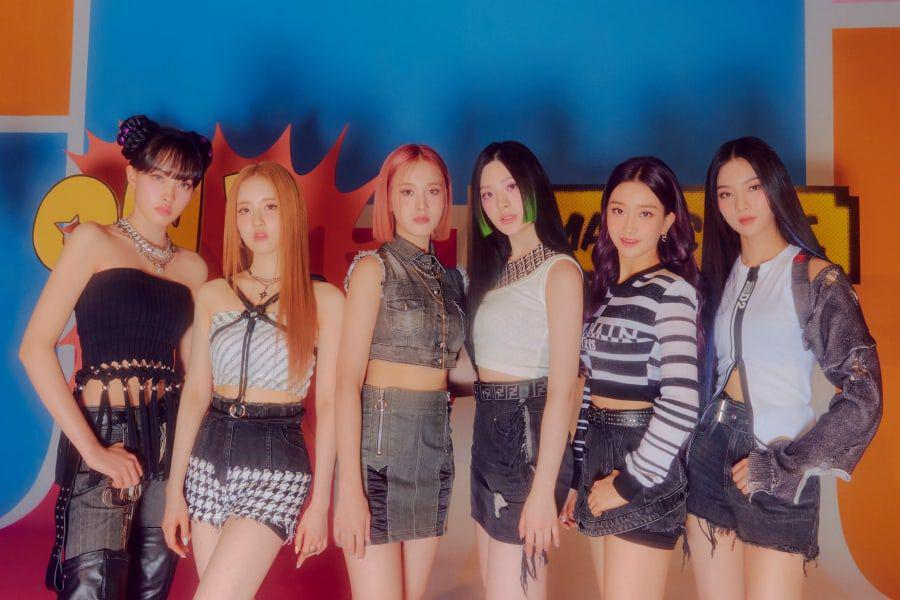 STAYC Confirmed To Be Gearing Up For Comeback