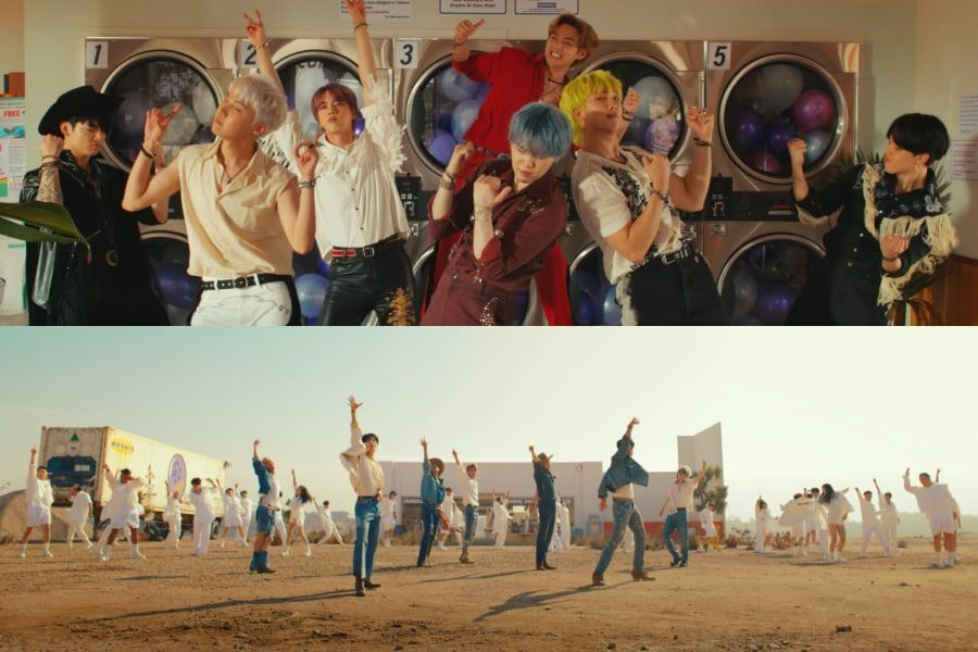 """BTS's """"Permission To Dance"""" Is Their Latest MV To Reach 100 Million Views"""