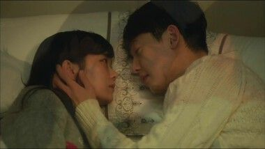 Mi Mo & Soo Hyuk's Tender Bed Scene!: Happy Once Again